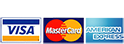 Credit Cards Accepted at Quality Carpet Care & Tile Services in McAllen