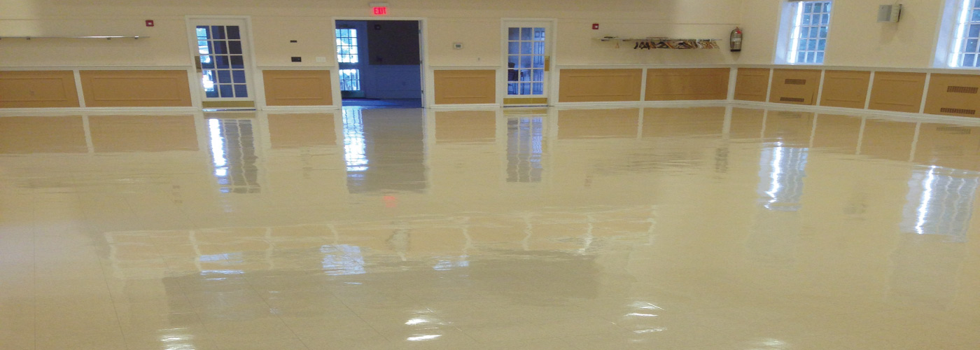 Floor Strip and Wax Service in McAllen