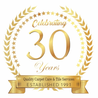 30 Years Quality Carpet Care and Tile Services