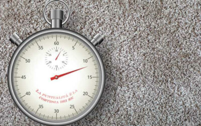 How long does the carpet cleaning process take?