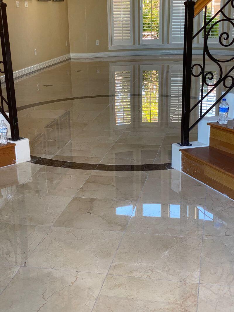Natural Stone Polishing and Restoration