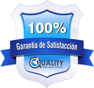 Quality Carpet Care and Tile Services Guarantee
